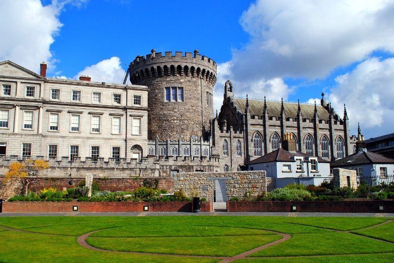 Dublin Castle, Ireland - best castles in Europe