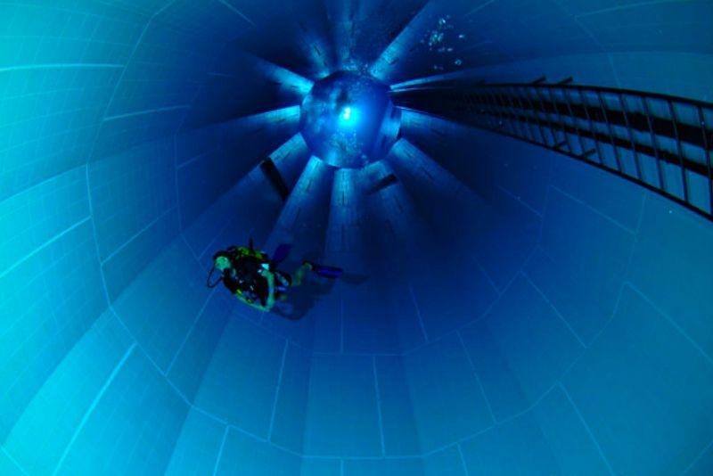 Choses à faire en Belgique #11 Faire de la plongée à Nemo 33