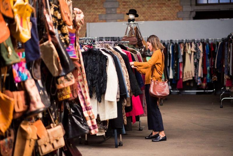 Choses à faire en Belgique #8 Faire du shopping au marché Vintage de Saint Géry