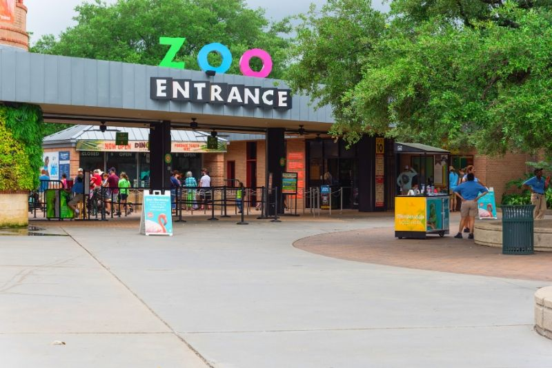 Houston Zoo, USA