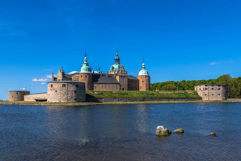 Kalmar Castle, Sweden - best castles in Europe
