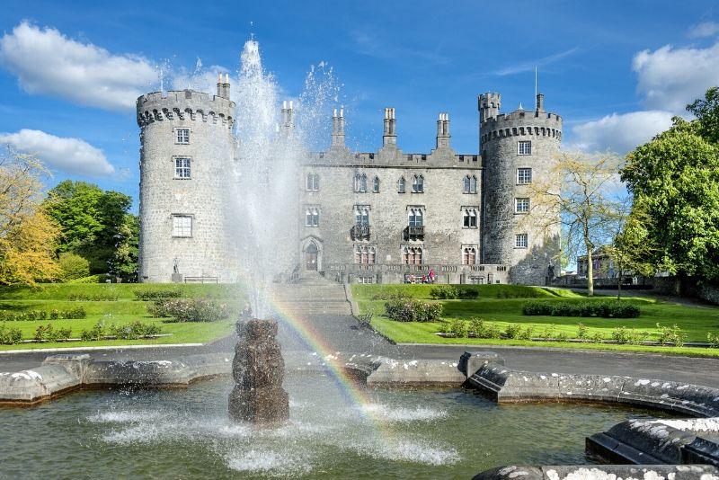 Kilkenny Castle, Ireland - best castles in Europe