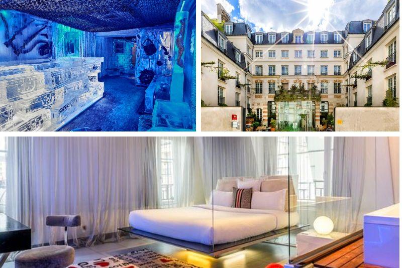 Laissez vous surprendre par le Kube Hotel- #10 Hébergements insolites en France