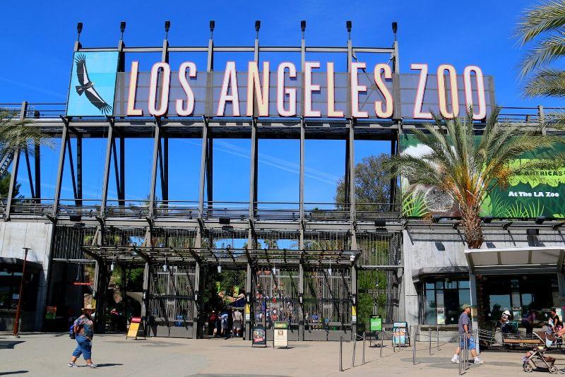 Los Angeles Zoo, USA