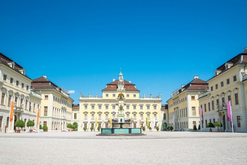 Ludwigsburg Palace, Germany - best castles in Europe