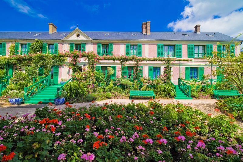 Sorties autour de Paris à la Maison et jardin de Claude Monet - Giverny