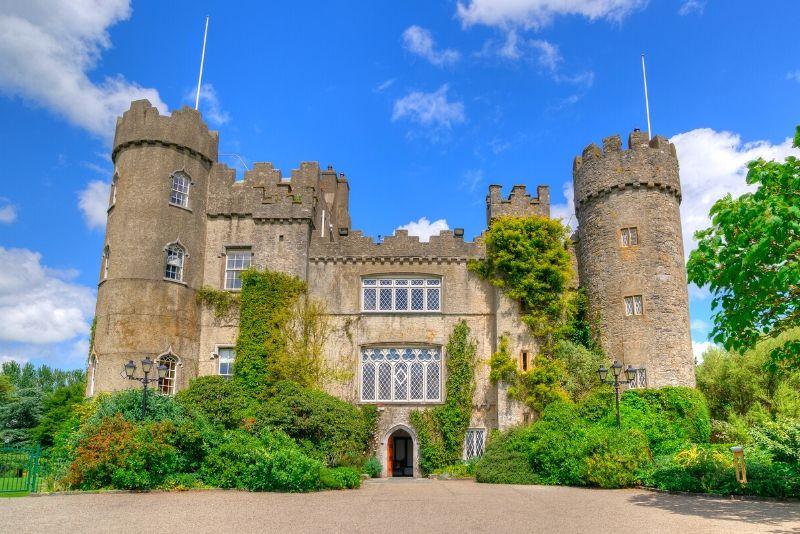 Malahide Castle, Ireland - best castles in Europe