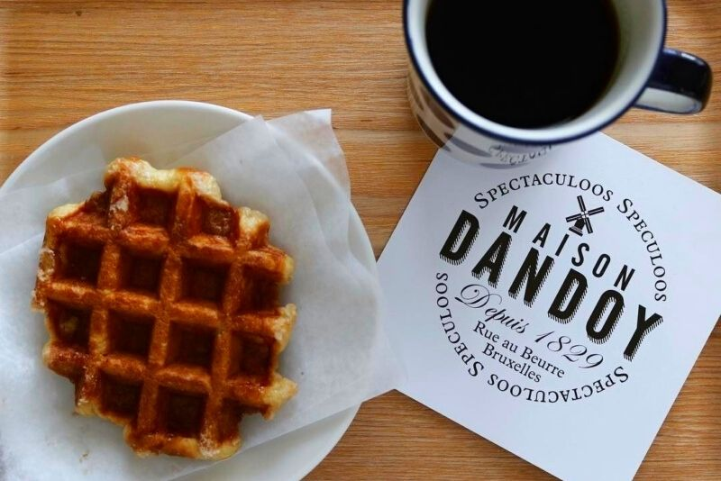 Choses à faire en Belgique #12 Manger la meilleure gaufres de Belgique