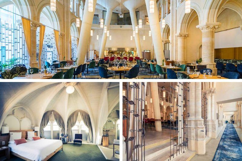 Redécouvrez l'histoire de Poitiers dans un magnifique hôtel d'époque- #11 Hébergements insolites en France