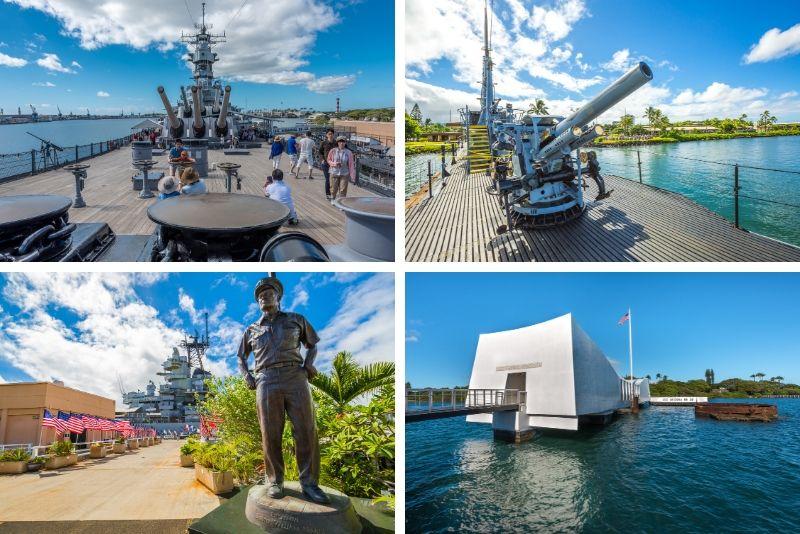 Paquete de pasaporte a Pearl Harbor
