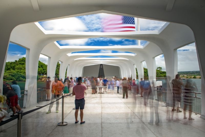 Pearl Harbor guided tours