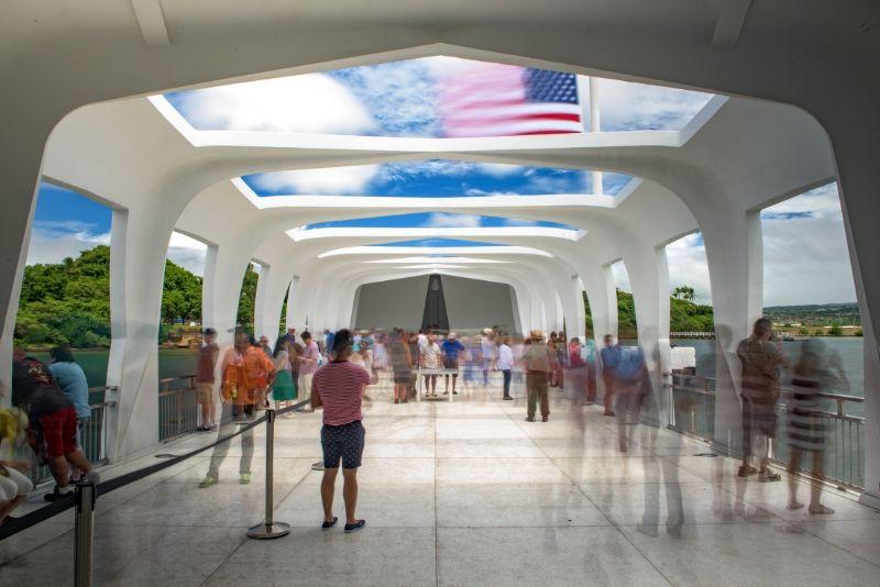 Pearl Harbor visitas guiadas