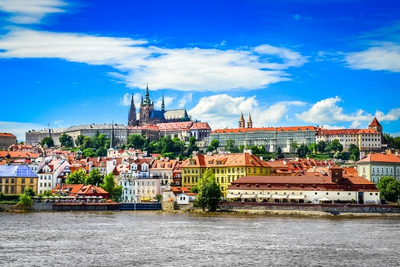 Prague Castle, Czech Republic - best castles in Europe
