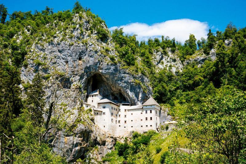 Predjama Castle, Slovenia - best castles in Europe