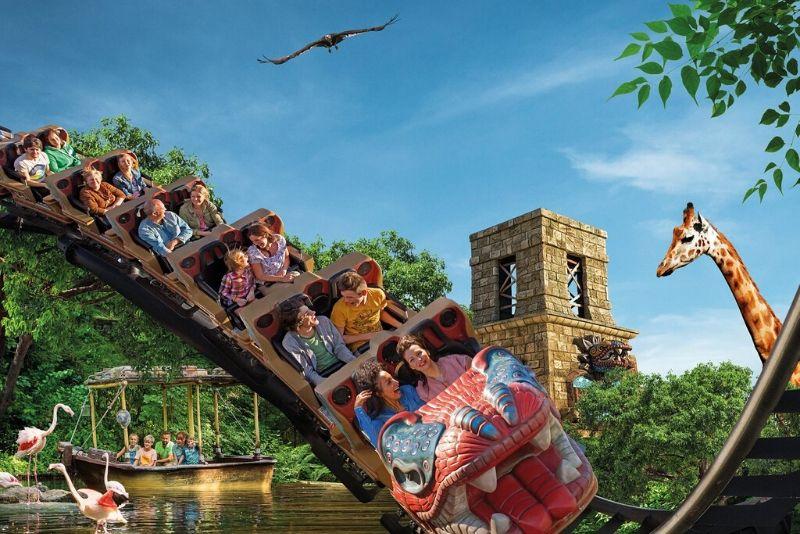 Choses à faire en Belgique #37 Profitez des attractions de Bellewaerde