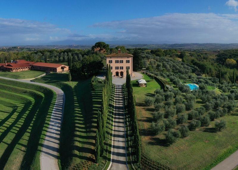 Relais Villa Grazianella Fattoria del Cerro