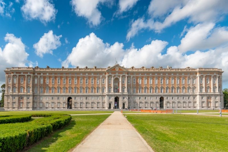 Royal Palace of Caserta, Italy - best castles in Europe