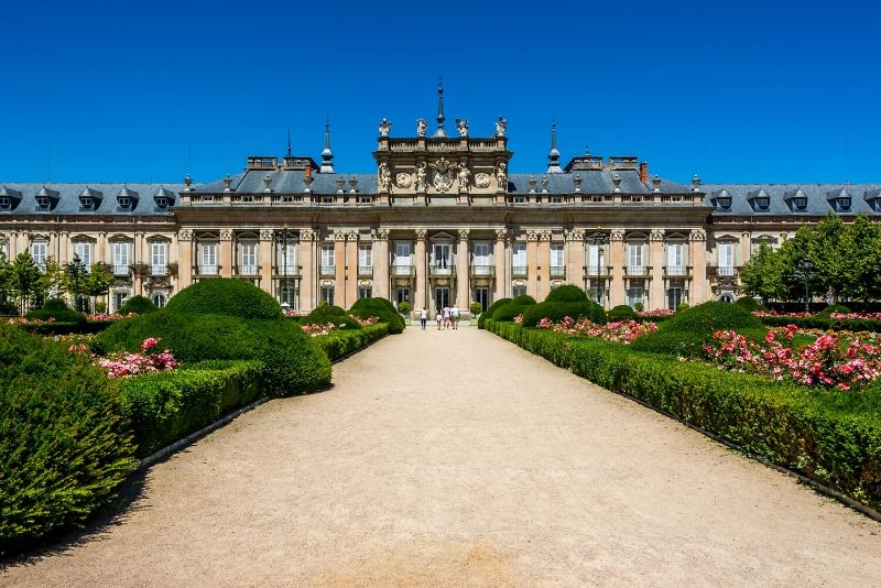 Royal Palace of La Granja of San Ildefonso, Spain - best castles in Europe