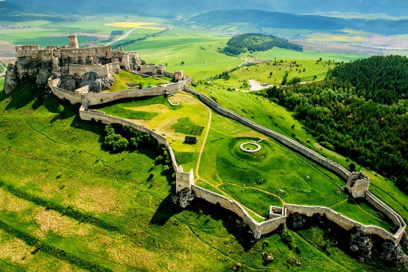 Spiš Castle, Slovakia - best castles in Europe