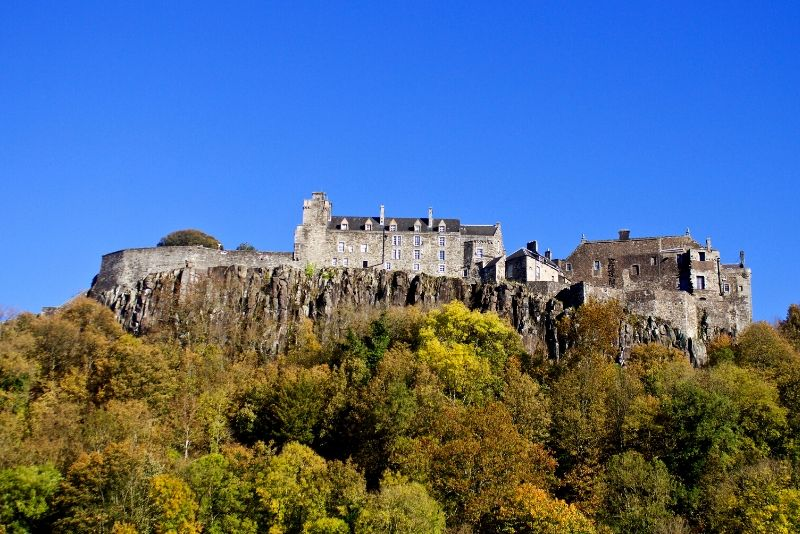 Stirling Castle, Scotland - best castles in Europe