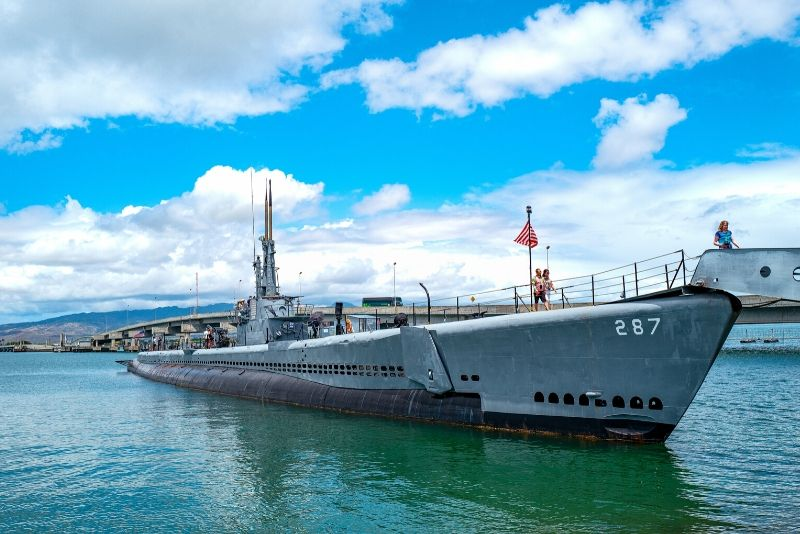 Museo submarino USS Bowfin