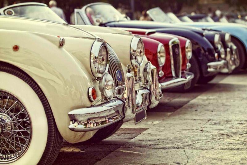 Choses à faire en Belgique #3 Venez visiter le Musée de l'automobile pour les fans des voitures Vintage