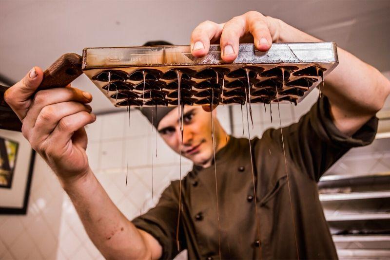 Choses à faire en Belgique #9 Visiter le plus grand musée du chocolat