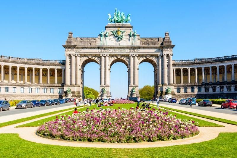 Choses à faire en Belgique #13 Visiter les palais du Cinquantenaire