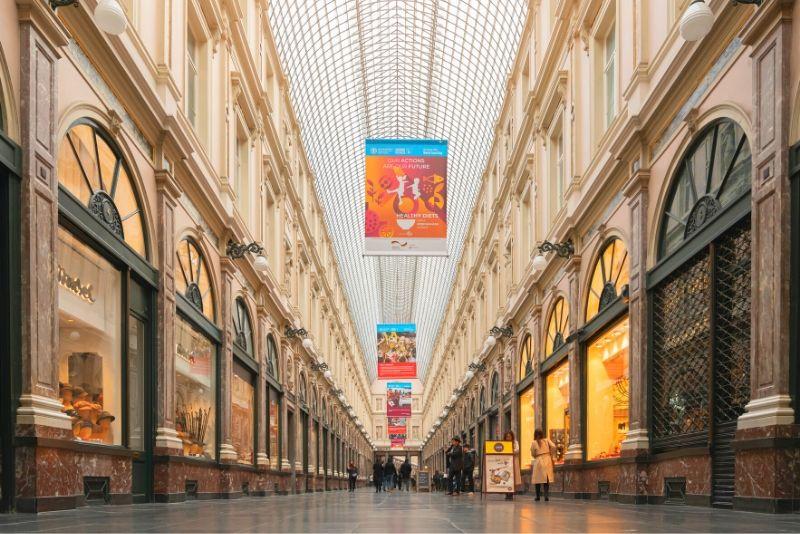 Choses à faire en Belgique #19 Musée des Galeries Royales Saint Hubert