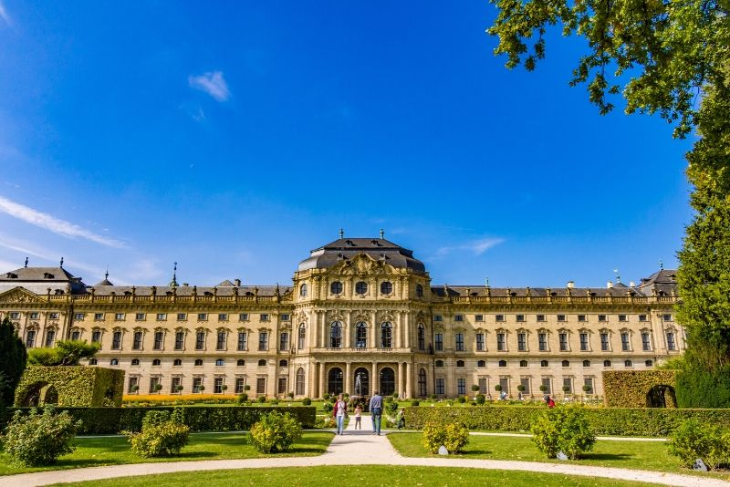 Würzburg Residence, Germany - best castles in Europe
