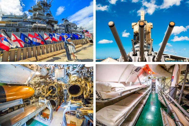 mejores cosas que hacer y ver en Pearl Harbor