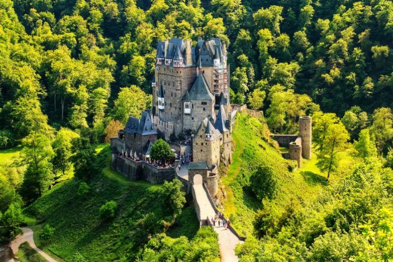 Eltz Castle, Germany - best castles in Europe