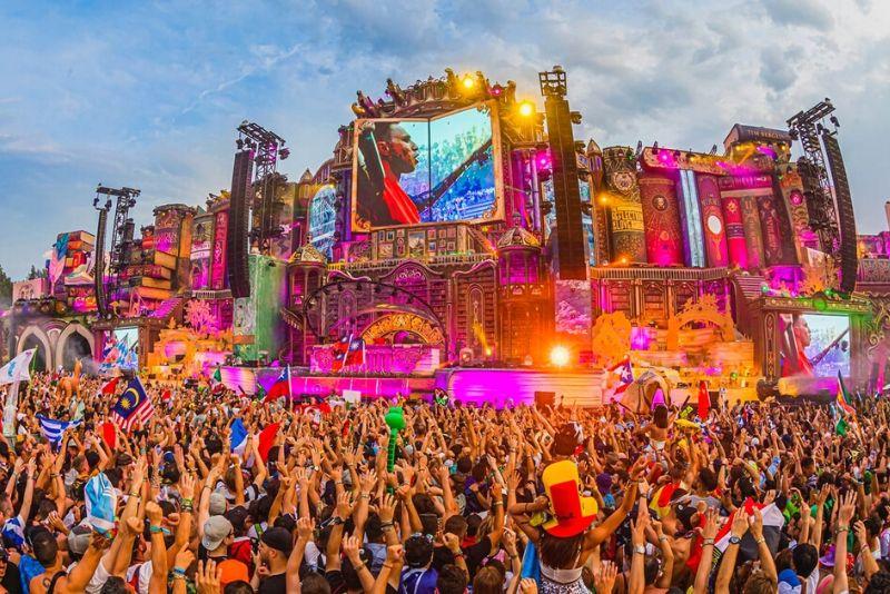 Choses à faire en Belgique #32 Tomorrowland