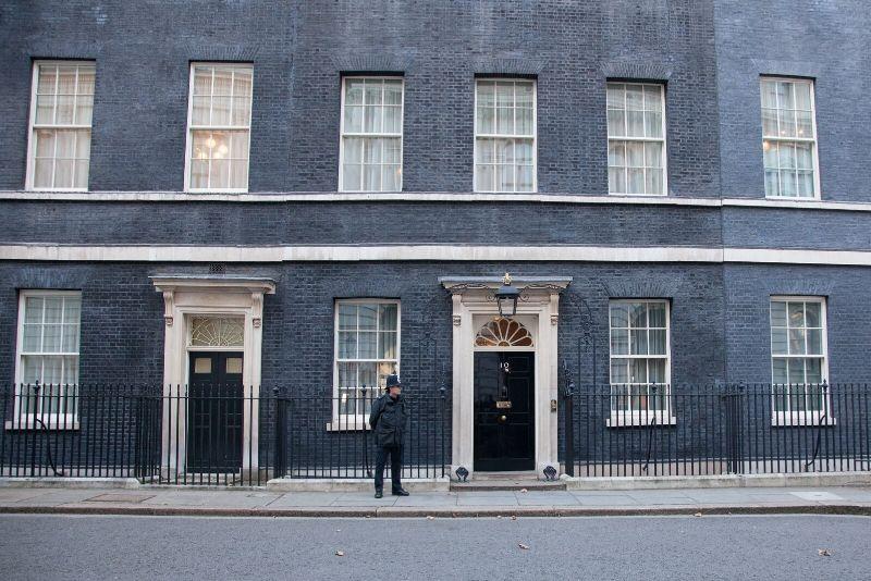 10 Downing Street, Londra