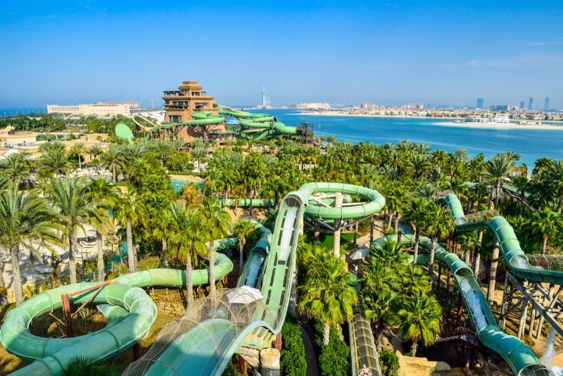 Aquaventure Waterpark, United Arab Emirates