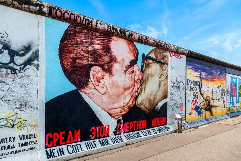 Recorrido a pie gratuito por el arte callejero de Berlín Kreuzberg