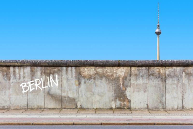 Free tour por el muro de Berlín