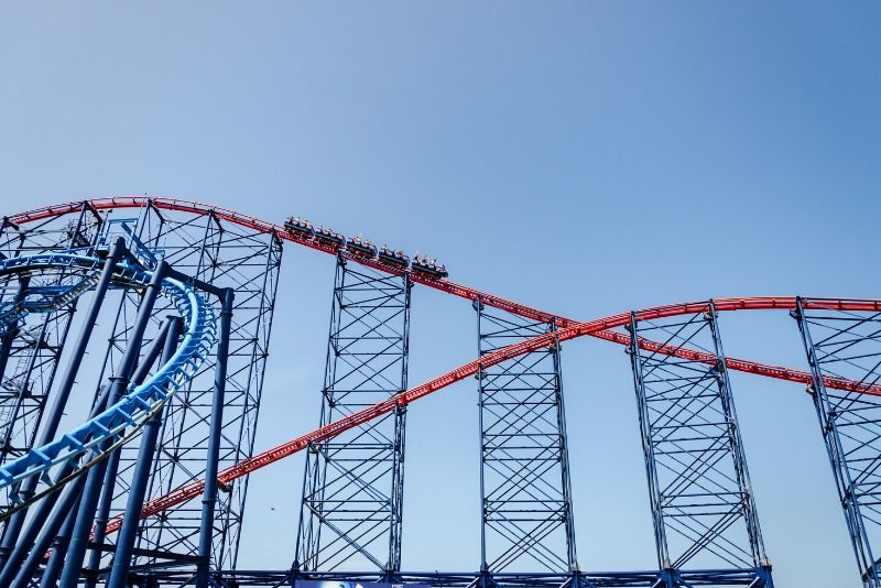 Blackpool Pleasure Beach, United Kingdom