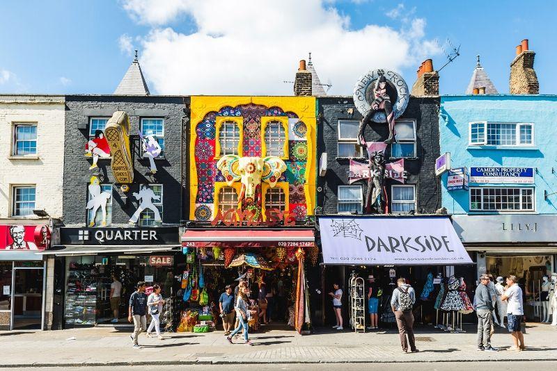 Tour gratuito di Camden Town
