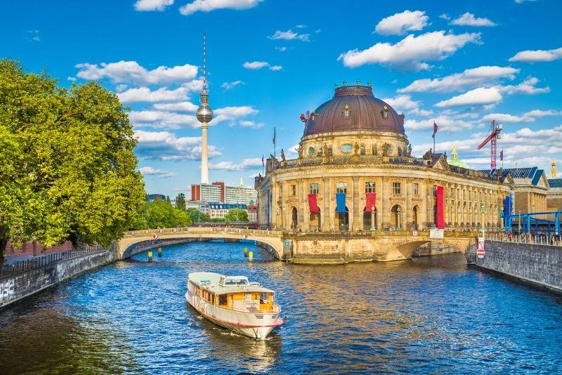 Unentbehrlicher Free Rundgang durch Berlin