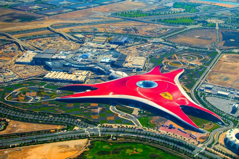 Ferrari World, United Arab Emirates