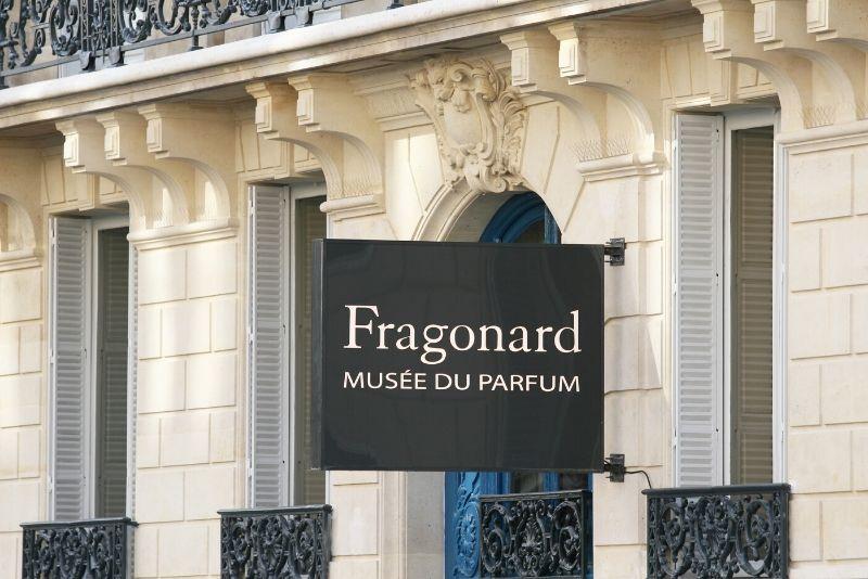 Visita gratuita al Museo del Perfume Fragonard