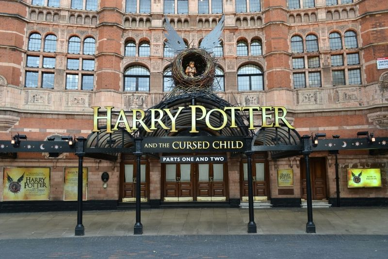 Tour gratuito di Harry Potter