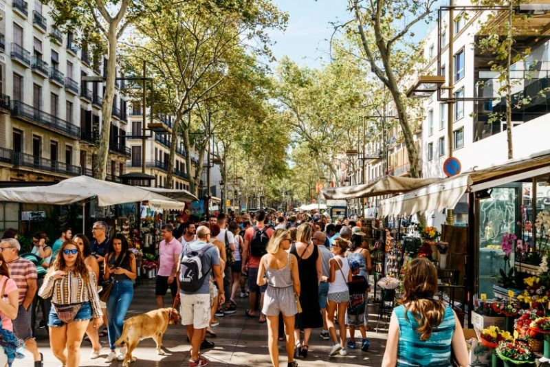 Free Intro to Barcelona Walking Tour