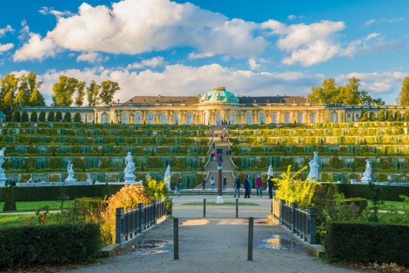 Free Potsdam Essential Tour