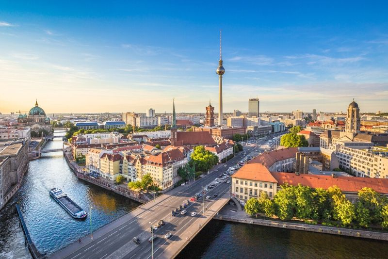 Free Tour of the Best of Berlin