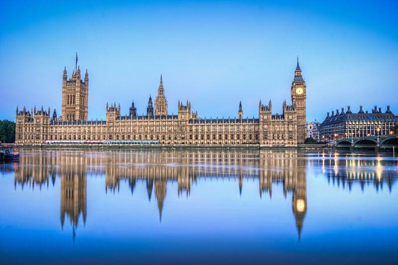 Tour gratuito di Westminster + Cambio della guardia