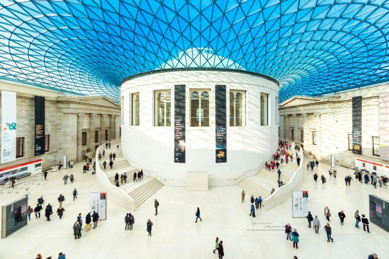 Tour gratuito British Museum di Londra