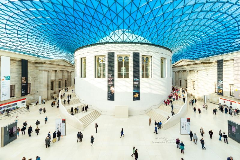 Free tour British Museum London