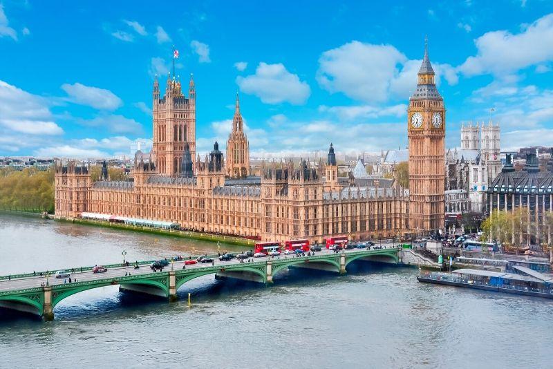 Tour gratuito London Essential